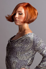 © Intercoiffure Mondial Paris' most beautiful hair 2011 ::: THE GREY
